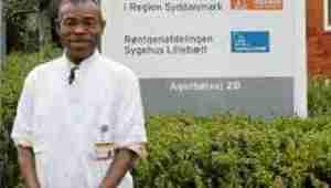 Nigerian Physician Bags Danish Highest Award